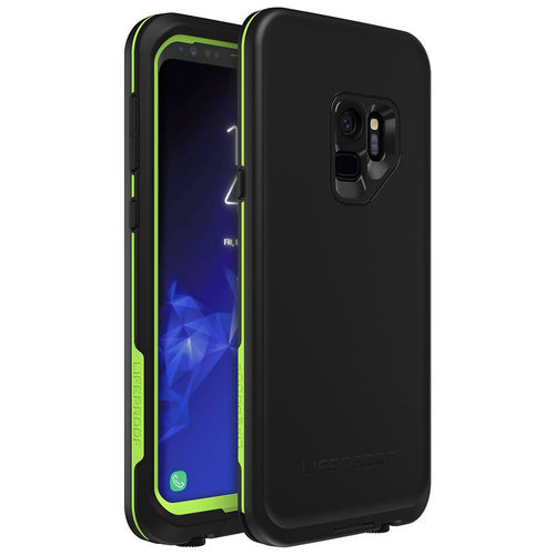 LifeProof Fre Waterproof Case for Samsung Galaxy S9 - Night Lite Black